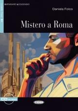 BLACK CAT - Mistero a Roma + CD (Level 2)