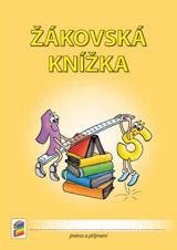 Žákovská knížka pro 3.–9. roèník - èlenìní stran dle pøedmìtù (3-03)