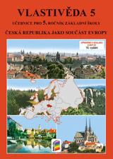 Vlastivìda 5 - ÈR jako souèást Evropy (uèebnice) 5-40