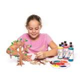 Døevìné stromky na šperky