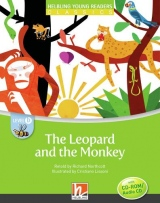 HELBLING Young Readers B The Leopard and the Monkey + CD/CD-ROM