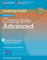Complete Advanced 2nd Edition Teacher�s Book