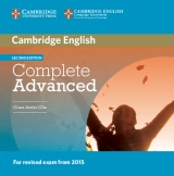 Complete Advanced 2nd Edition Class Audio CDs (3)