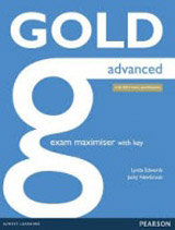Gold Advanced (New Edition) Exam Maximiser with Key & Online Audio