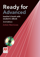 Ready for Advanced (CAE) (3rd Edition) Teacher´s Book with Audio CDs & DVD-ROM