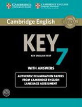 Cambridge Key English Test 7 Self Study Pack (Student´s Book with Answers & Audio CD)