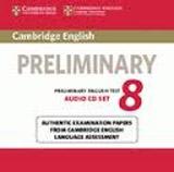 Cambridge English Preliminary (PET) 8 Audio CDs (2)