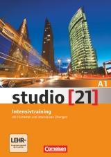 studio 21 A1 Intensivtraining mit Hörtexten und interaktiven Übungen