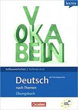 Lextra: DaF Übungsbuch Aufbauwortschatz