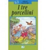 Prime Letture Serie Verde I tre porcellini + CD