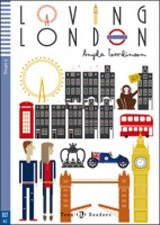 Teen Eli Readers 2 LOVING LONDON + CD