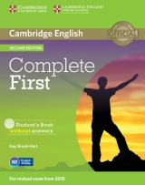 Complete First (2nd Edition) Student�s Book without Answers with CD-ROM