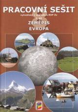 Zemìpis 8, 1. díl - Evropa - pracovní sešit (8-77)