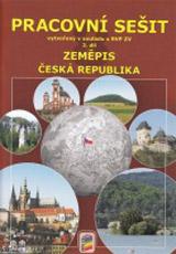 Zemìpis 8, 2. díl - Èeská republika - pracovní sešit (8-78)