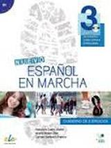 NUEVO ESPANOL EN MARCHA 3 EJERCICIOS + CD