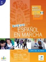 NUEVO ESPANOL EN MARCHA BASICO ALUMNO + CD (A1+A2)