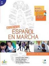 NUEVO ESPANOL EN MARCHA BASICO EJERCICIOS + CD (A1+A2)