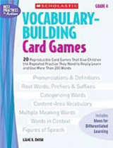 Teaching Resources - Vocabulary Buiding Card Games 4