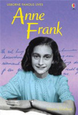 Usborne Educational Readers - Anne Frank
