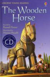 Usborne Young Reading Series 1 The Wooden Horse