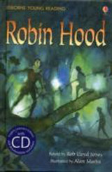 Usborne Young Reading Series 2 Robin Hood