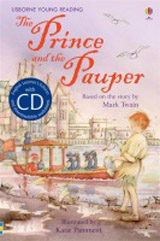 Usborne Young Reading Series 2 The Prince and the Pauper