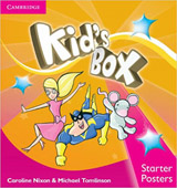 Kid´s Box Starter (2nd Edition) Posters (8)