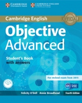 Objective Advanced (4th Edition) Student´s Book with Answers & CD-ROM