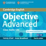 Objective Advanced (4th Edition) Class Audio CDs (3)