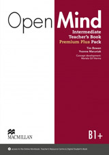 Open Mind Intermediate Teacher´s Book Pack