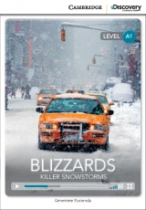 Cambridge Discovery Education Interactive Readers A1 Blizzards: Killer Snowstorms