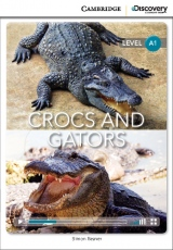 Cambridge Discovery Education Interactive Readers A1 Crocs and Gators