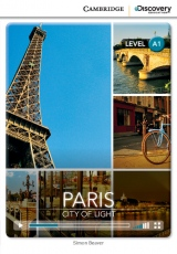 Cambridge Discovery Education Interactive Readers A1 Paris: City of Light