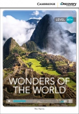 Cambridge Discovery Education Interactive Readers A1+ Wonders of the World