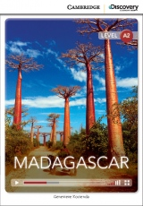 Cambridge University Press ve spolupr�ci s Discovery Readers vytvo�ilo novou unik�tn� s�rii zjednodu�en� �etby v�nuj�c� se zaj�mav�m t�mat�m. Madagaskar m� jedine�nou p��rodu, kr�sn� lesy a vzkv�taj�c� turistick� pr�mysl. Poj�te prozkoumat tento fascinuj�c� ostrov!