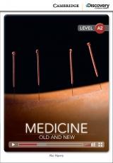 Cambridge University Press ve spolupr�ci s Discovery Readers vytvo�ilo novou unik�tn� s�rii zjednodu�en� �etby v�nuj�c� se zaj�mav�m t�mat�m. Jak se m�nila medic�na v pr�b�hu let...