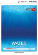 Cambridge Discovery Education Interactive Readers A2 Water: Vital for Life