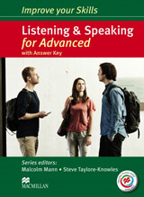 Improve Your Skills for Advanced (CAE) Listening & Speaking Student´s Book with Key & Macmillan Practice Online