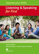 Improve Your Skills for First (FCE) Listening & Speaking Student´s Book without Key