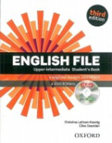 English File Upper-Intermediate (3rd Edition) Student´s Book with iTutor DVD-ROM (Czech Edition)