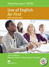 Improve Your Skills for First (FCE) Use of English Student´s Book with Key & Macmillan Practice Online