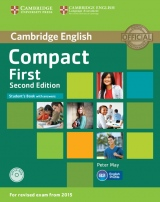 Compact First (2nd Edition) Student�s Book with Answers & CD-ROM