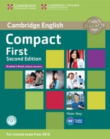Compact First (2nd Edition) Student�s Book without Answers with CD-ROM