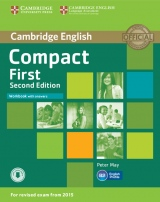 Compact First (2nd Edition) Workbook with Answers with Audio