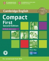 Compact First (2nd Edition) Workbook without Answers with Audio
