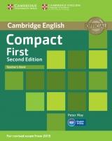 Compact First (2nd Edition) Teacher�s Book