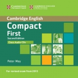 Compact First (2nd Edition) Class Audio CDs (2)