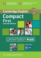 Compact First (2nd Edition) Presentation Plus DVD-ROM