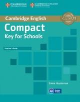 Compact Key (KET) for Schools Teacher´s Book