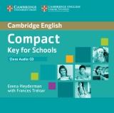 Compact Key (KET) for Schools Class Audio CD